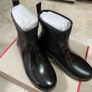 New Hunter Refined Low Heel rain boot
